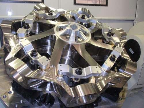 main rotor hub