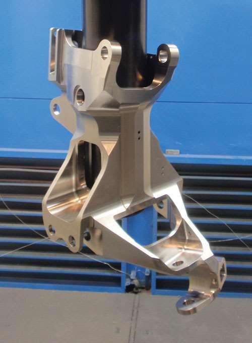 main rotor sleeve