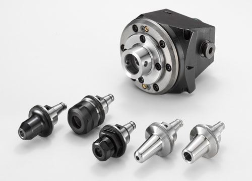 quick-change tooling for swiss-type lathe