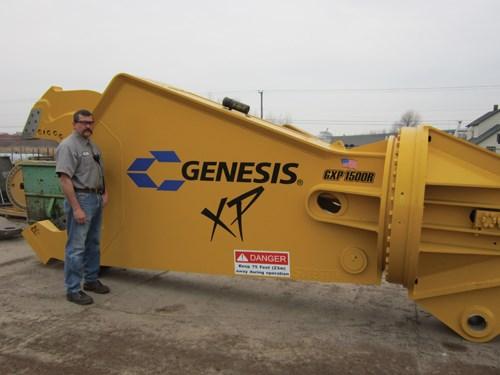 genesis attachments shear