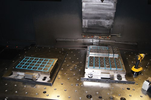 schunk magnos magnetic chuck