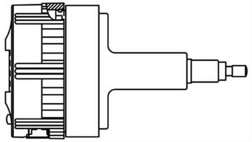 Perpendicular indicator