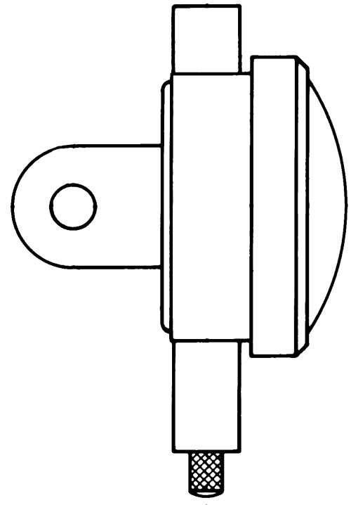 Short-range digital indicator