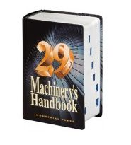 Industrial Press 29th edition of Machinery's Handbook