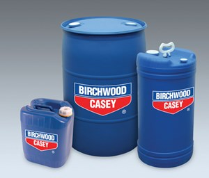 Birchwood Casey metal surface cleaners and conditioners