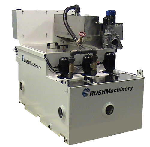 Rush Machinery Rush Grinding Fluid Filtration system