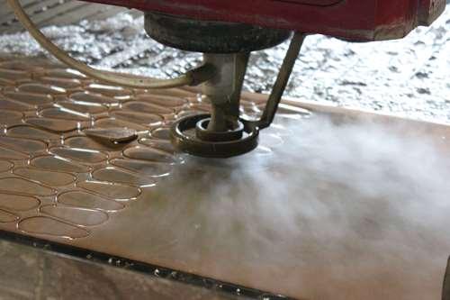 waterjet laser