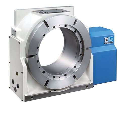 compact TP530 rotary table