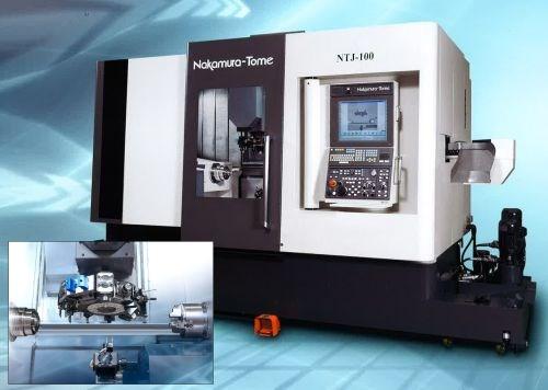 Methods Nakamura-Tome NT J-100