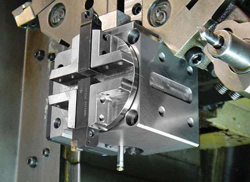 Touchdex indexing with lathe