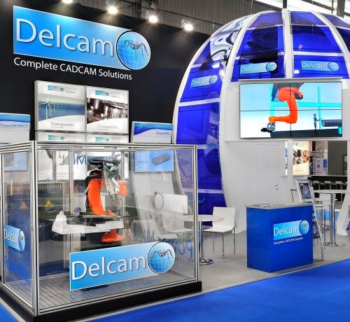Delcam PowerMill Robot CAM system