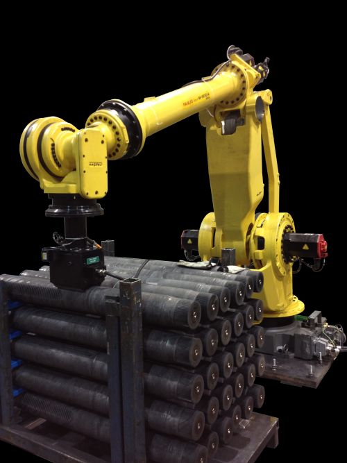 DocMagnet Pick and Place magnetic end-effectors for robotic arms