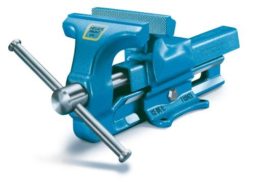 Heck Industries Heuer bench vise