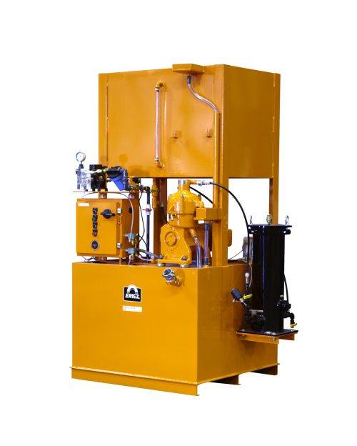 Eriez CRS fluid-recycling system