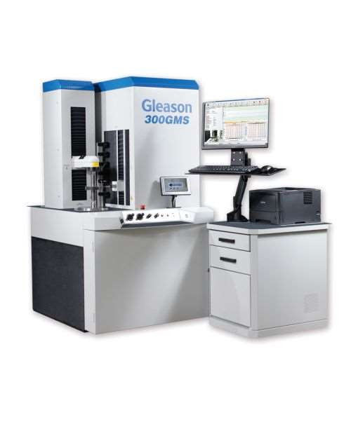Gleason 300 GMS analytical gear inspection system