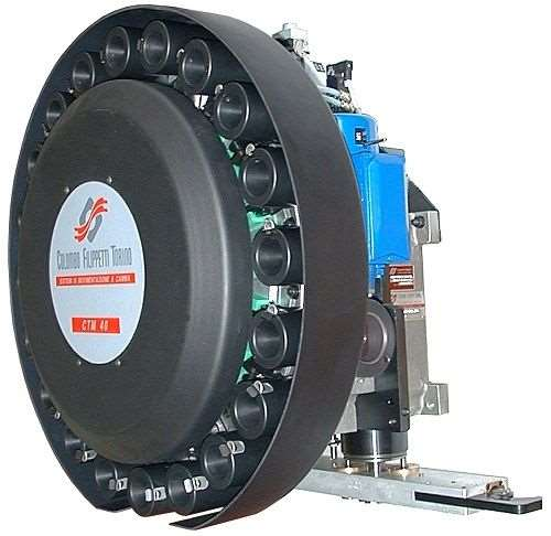Indexing Technologies CTM automatic toolchangers