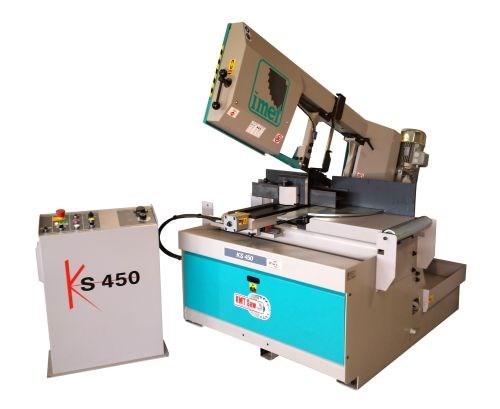Kalamazoo Machine Tool KS450 semi-automatic band saw