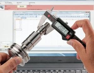 Mahr Federal MarCal 16 EWRi digital calipers
