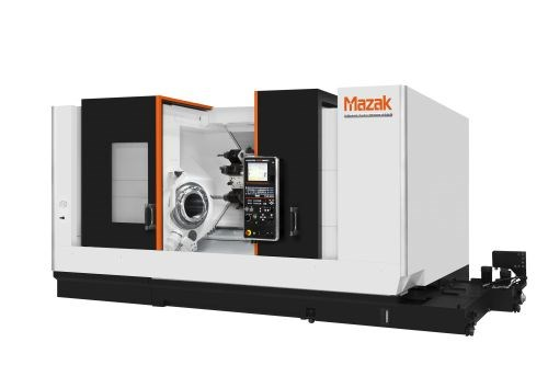 Mazak heavy-duty Slant Turn Nexus 550