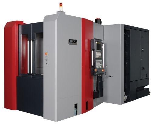 OKK HMC400 horizontal machining center