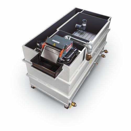 PRAB tramp oil separator