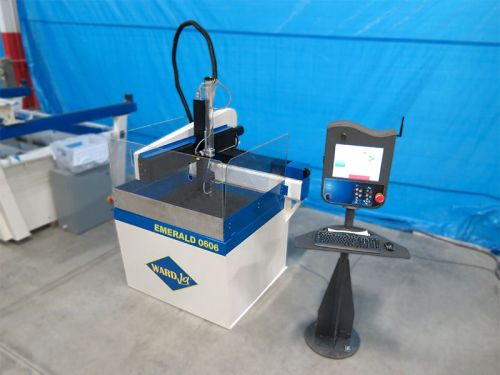 Wardjet Emerald 0606 waterjet