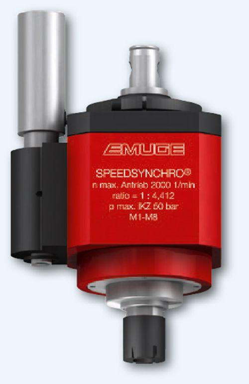 Emuge SpeedSynchro toolholder
