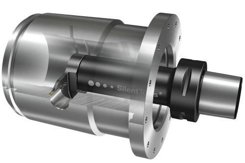 Sandvik Coromant CoroCut QD system