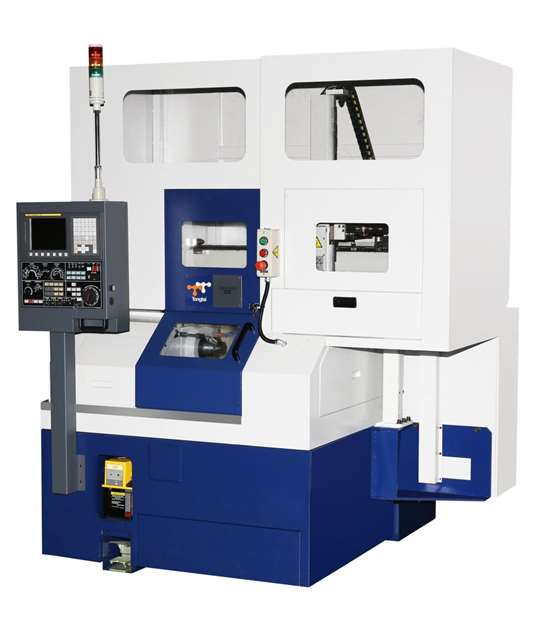 Absolute Tongtai Q5 CNC gang-type lathe