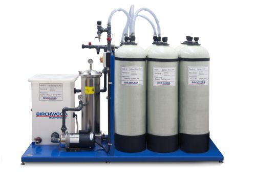 Birchwood Technologies Ion Exchange system