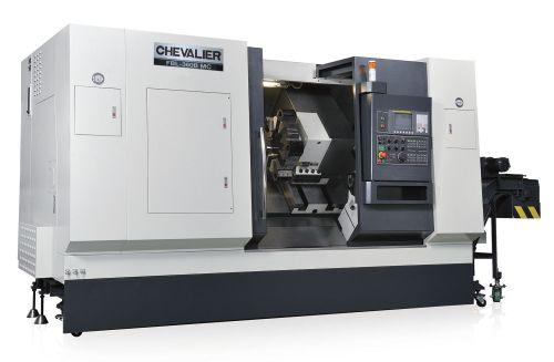 Chevalier FBL-360B MC CNC lathe