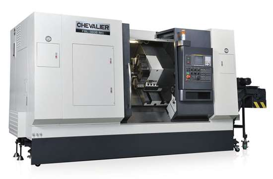 Chevalier FBL-360B MC slant-bed lathe