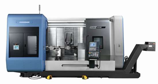 Doosan Puma SMX 3100 S turn-mill multitasking machine