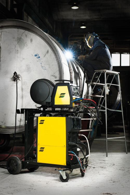 Esab Aristo Mig 4004i Pulse power source