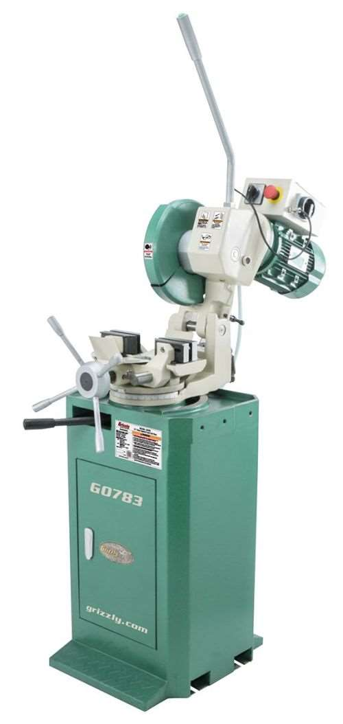 Grizzly Model G0783 cold cut saw