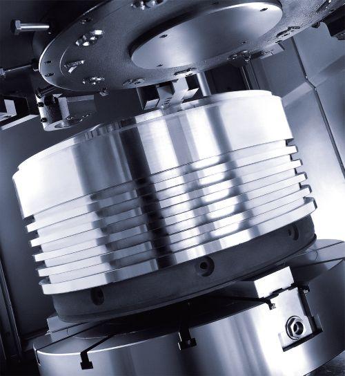 Hwacheon Machinery VT-950/1150 vertical CNC lathe