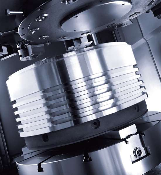 Hwacheon Machinery VT-1150 vertical CNC lathe