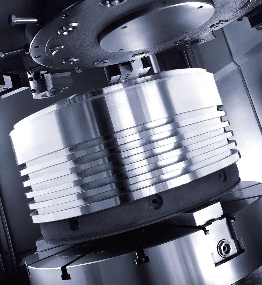 Hwacheon Machinery VT-1150 vertical CNC lathe
