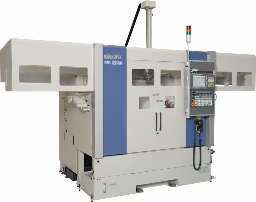 Murata MW120GTEX CNC lathe