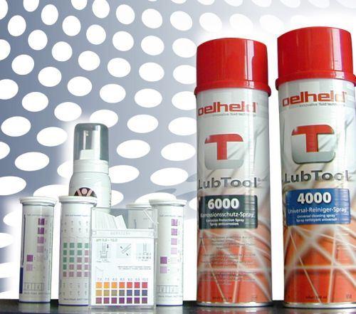 Oelheld LubTool products