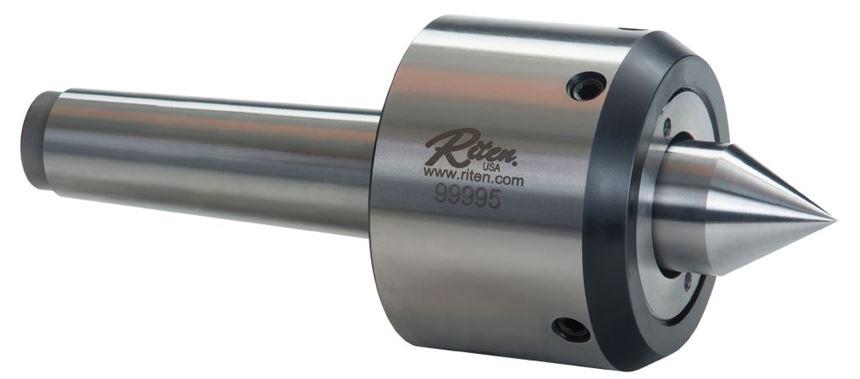 Riten Adjusta-Point radial compensating live center