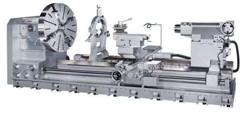 Sharp Industries M series manual lathe