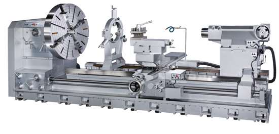 Sharp Industries M-series lathe