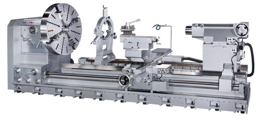 Sharp Industries M-series lathe