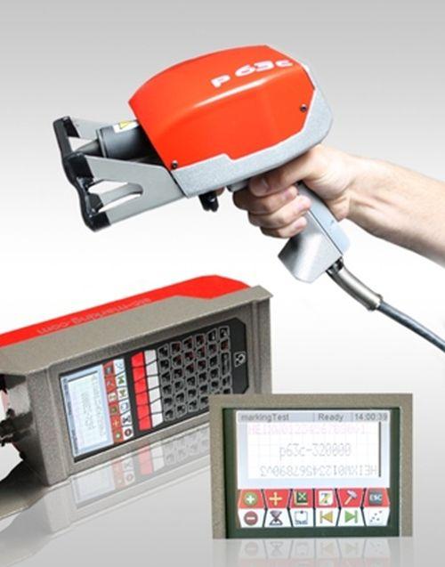 SIC Marking e1p63c dot-peen marking system