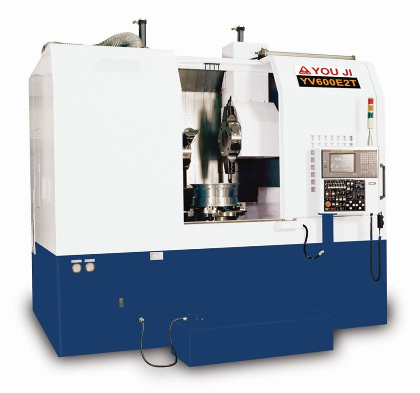 Absolute Machine Tools You Ji YV-600E2T