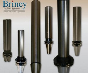 Briney Tooling Systems test bars