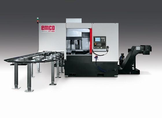 Emco Maier VT400