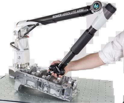 Hexagon Manufacturing Intelligence Romer Absolute Arm