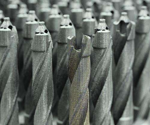 QTD drill bodies